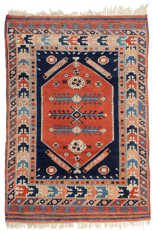 Caucasian Style Rug
