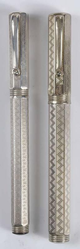 Two Montegrappa Pens