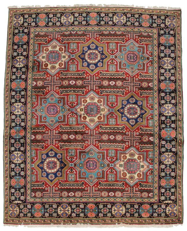 Caucasian Style Carpet