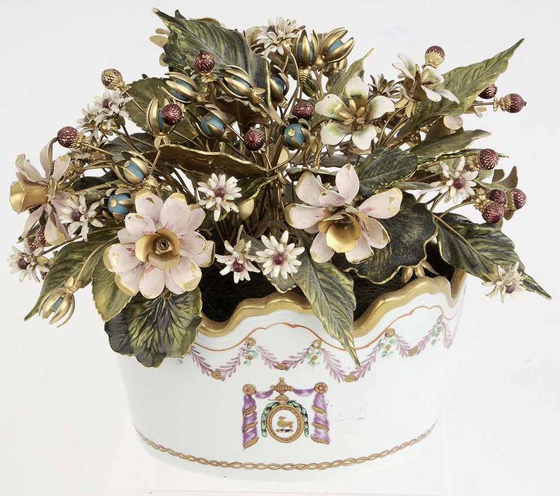 Jane Hutcheson Enamel Flores de Siecles
