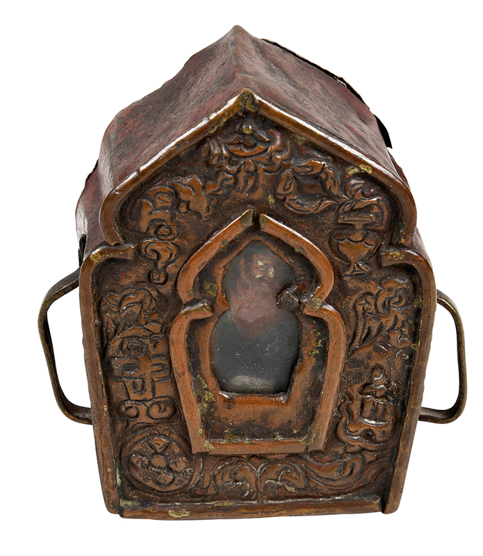 Tibetan Prayer Box