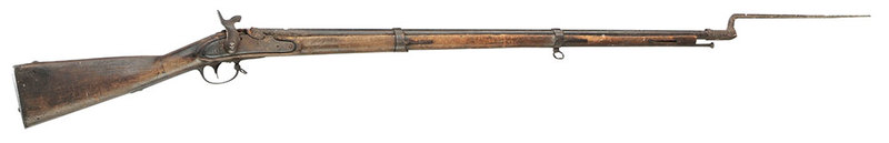 Haper's Ferry 1855 Long Gun