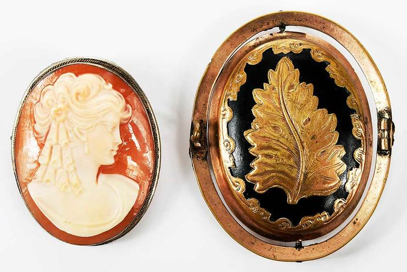 Two Antique Pieces of Jewelry