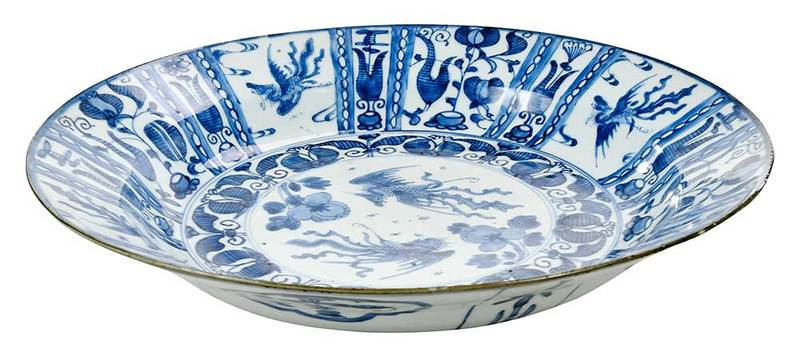 Kraakware Deep Dish