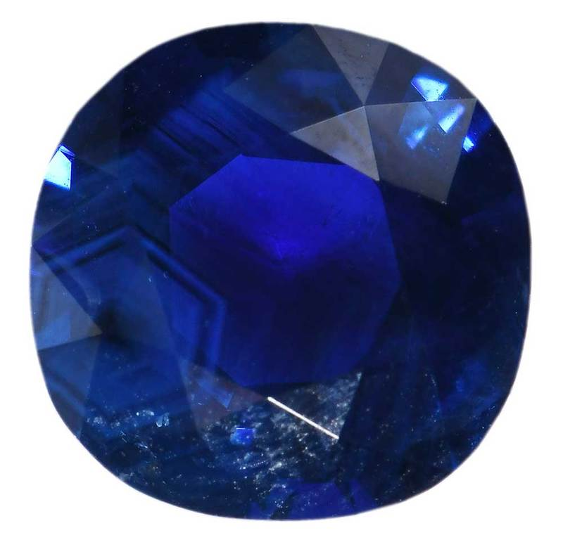 2.3ct. Blue Sapphire