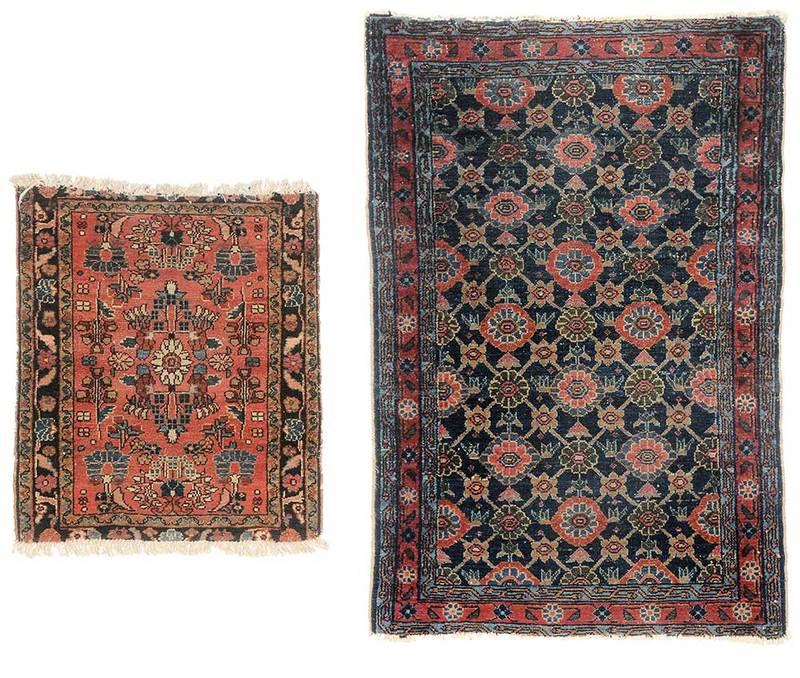 Two Persian Mats