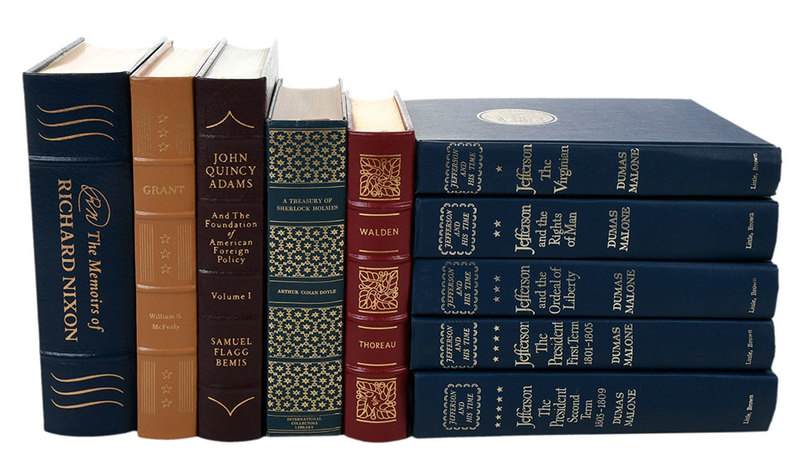 44 Presidential, History and Literature Books