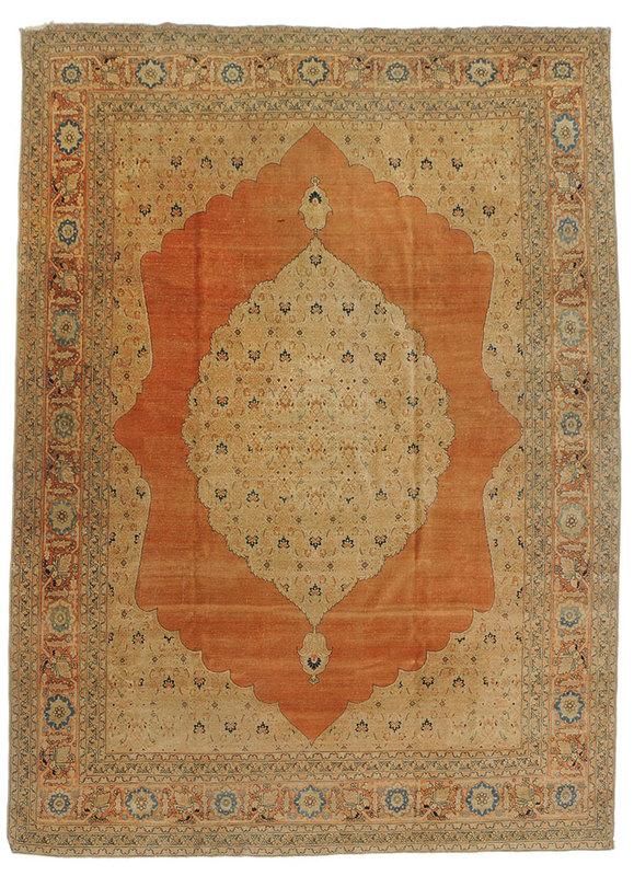 Fine Mission Malayer Carpet