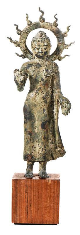 Thai Standing Buddha