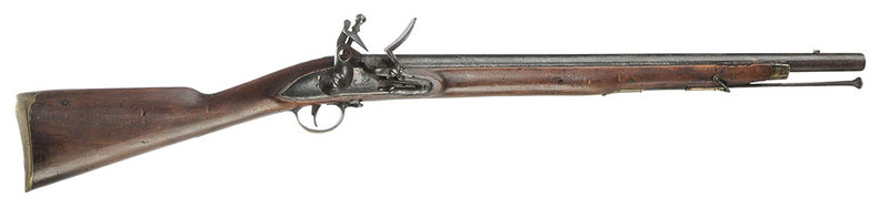 British Flintlock Carbine