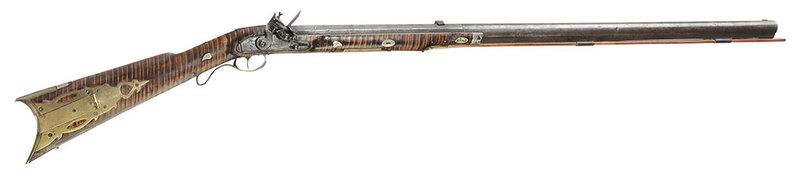S. G. Southerland Flintlock Target Rifle