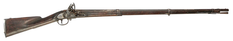 1809 Springfield Flintlock Musket
