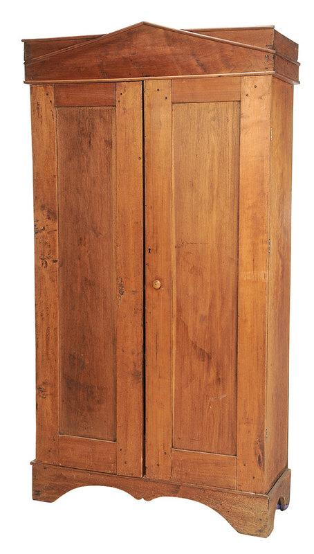 Southern Federal Walnut Cupboard