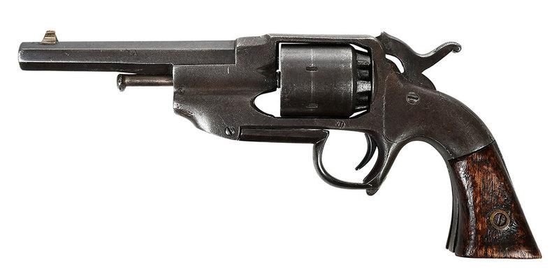 Allen and Wheelock Navy Pistol