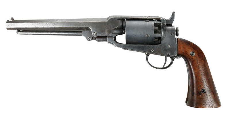 B.F. Joslyn Army Percussion Revolver