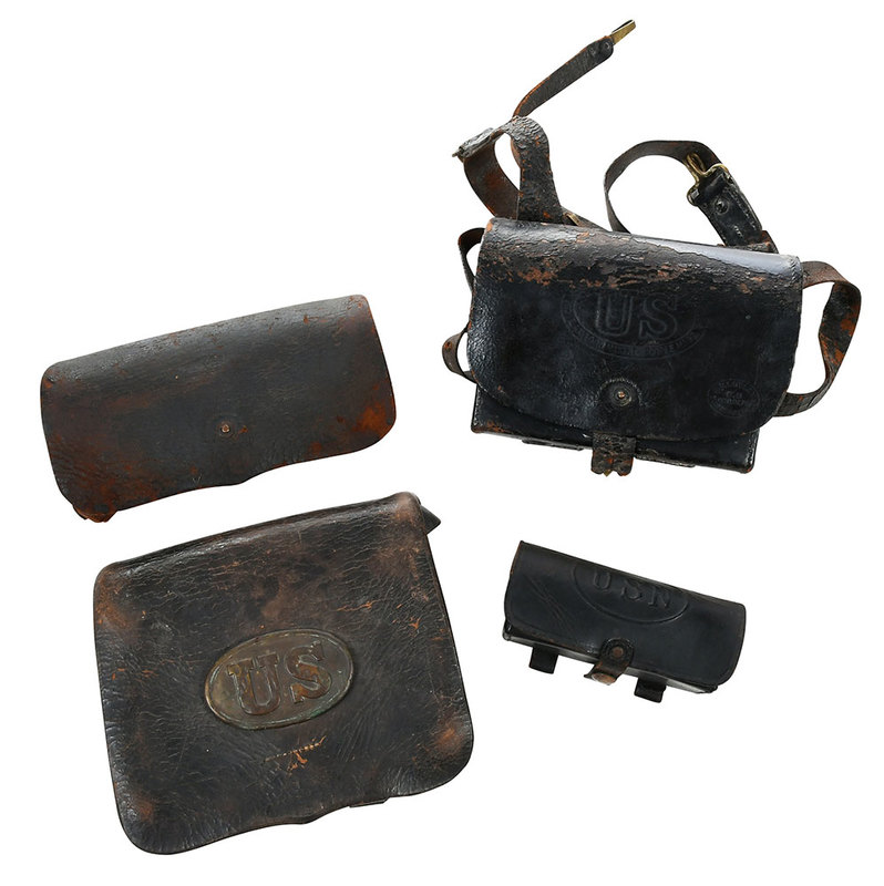 Four Civil War Boxes, One Sling