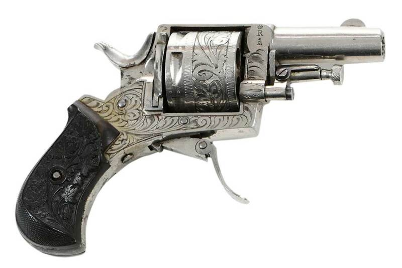 Antique Pocket Revolver