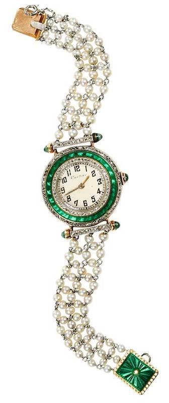 Cartier Antique Watch