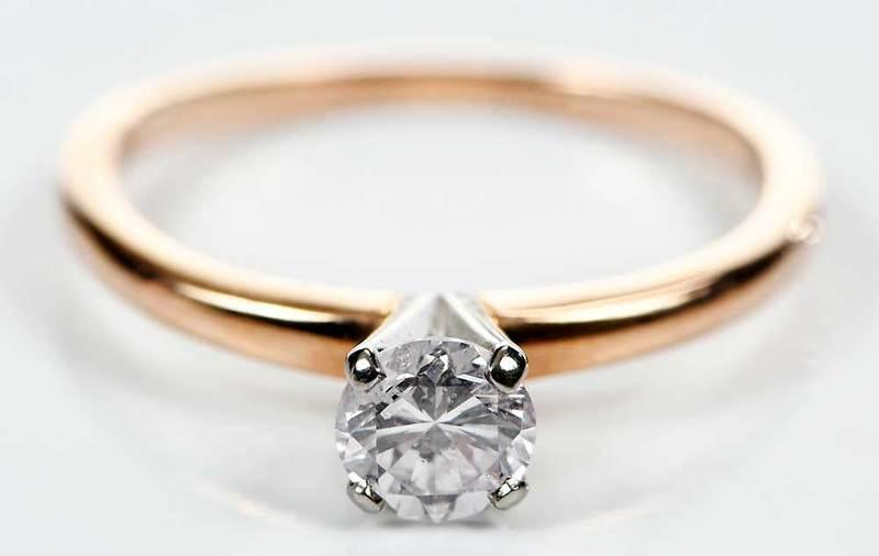 Jabel 14kt. Gold Diamond Ring