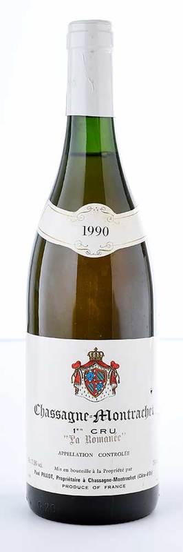 1990 Pillot La Romanée