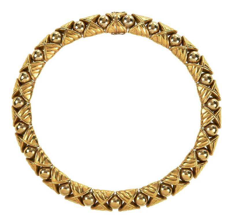 KRIA 18kt. Gold Necklace
