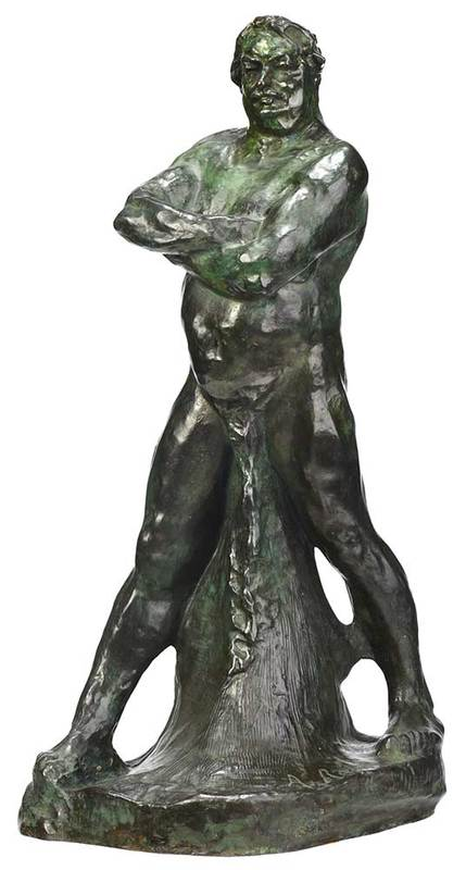 After Auguste Rodin