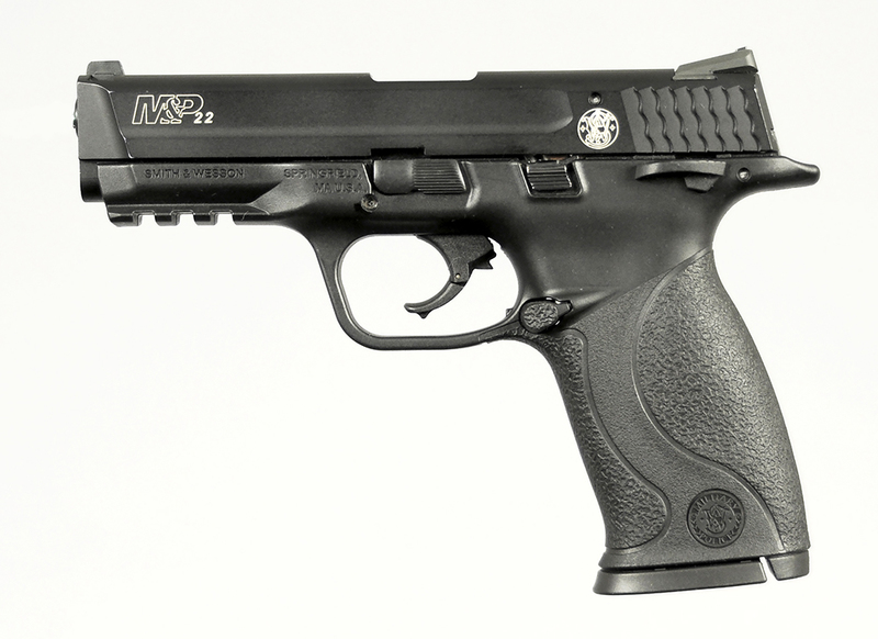 Smith & Wesson Walther M&P 22 Pistol
