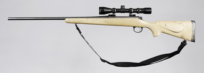Remington Model 700 Bolt Action Rifle