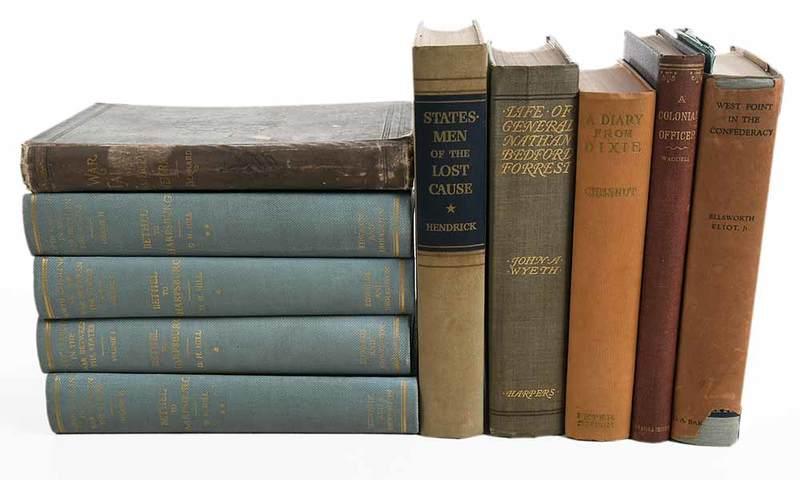Ten Books on the Civil War