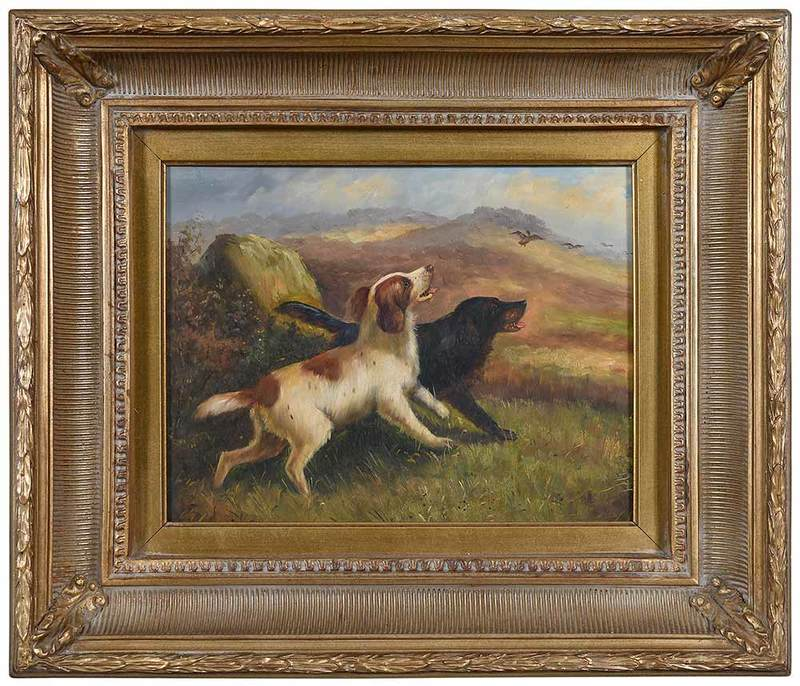 Decorative Sporting Painting
