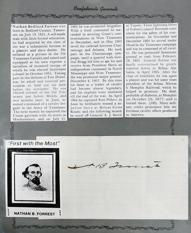 Nathan Bedford Forrest Group