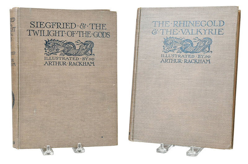 The Ring of the Niblung in Two Volumes