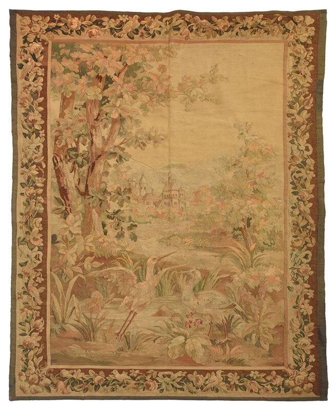 Verdure Landscape Tapestry