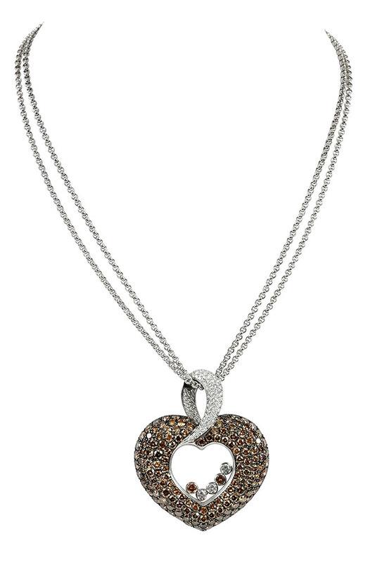 Chopard 18kt. Diamond Necklace