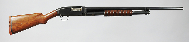 Winchester Model 12 Pump Action Shotgun