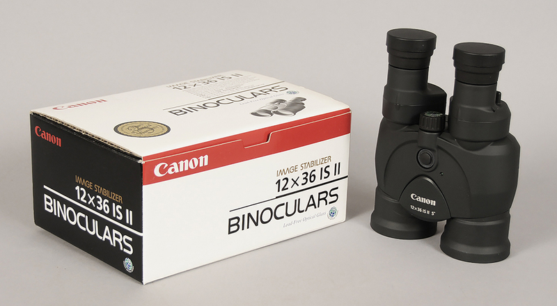 Canon 12 x 36 IS II Binoculars