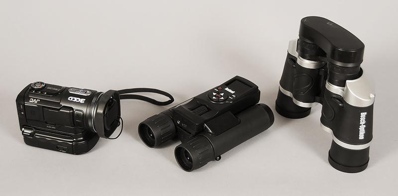 JVC Professional Camcorder/Binoculars