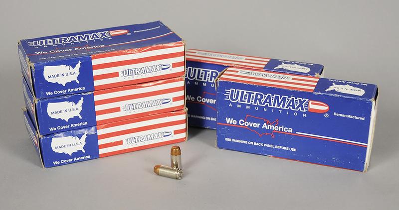 Ultramax .40 S&W Ammunition