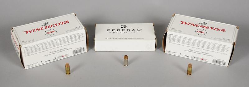 Winchester/Federal .40 S&W Ammunition
