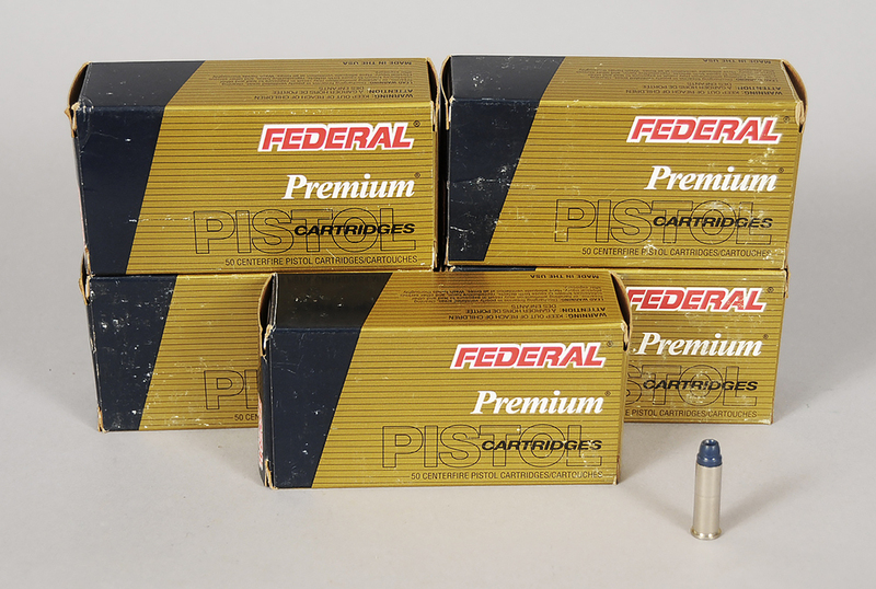 Federal Premium 38 Special (+P) Ammunition