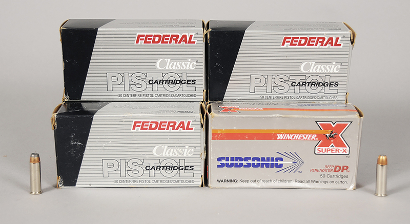 Federal Classic .38 Special (+P) Ammunition