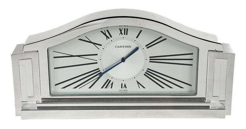 Cartier Art Deco Style Mantel Clock