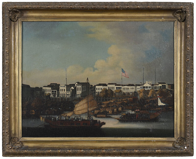 Chinese Export Painting