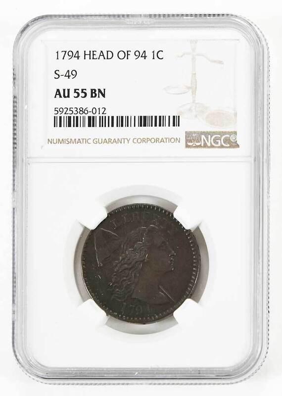 1794 Large Cent