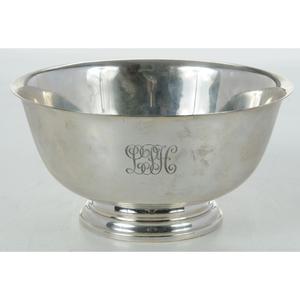 Sterling Revere Bowl