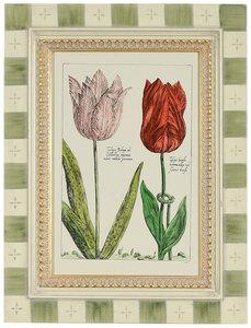 13 Framed Botanical Prints