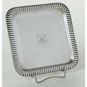 Tiffany Silver Plate Tray