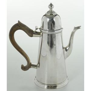 Sterling Coffee Pot