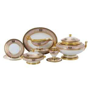 50 Pieces Royal Vienna Armorial Dinner Service