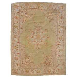 Antique Oushak Carpet*